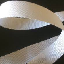 Ivory Milliner's Petersham Ribbon in 2 Widths